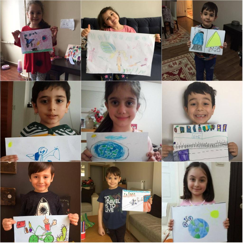 23 Nisan Çocuk Resim Yarışması 2017