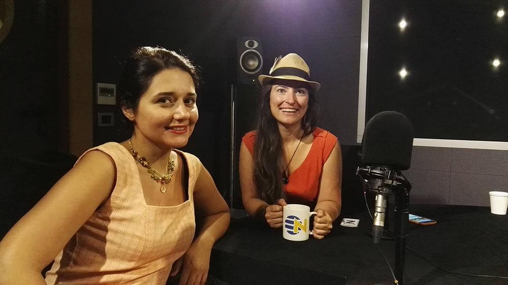 NTV Radyo'da Günnur Öztürk'ün 'Bir bisiklet hilayesi'' radyo programına konuk oldum ve bisiklet yolculuğum hakkında konuştuk.