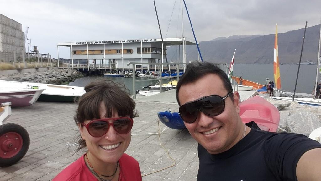 Şili'de couchsurfing