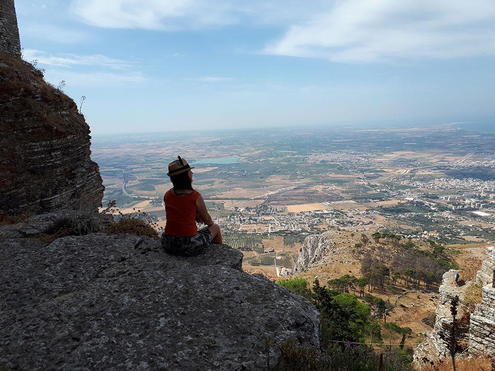 Erice, Sicilya