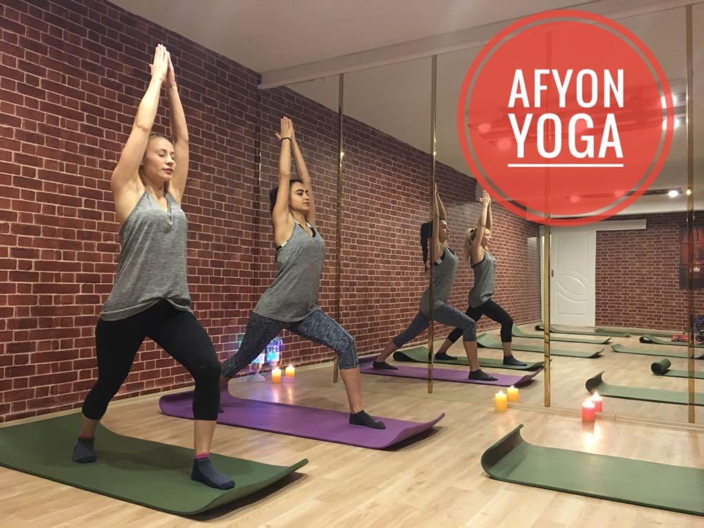 Afyon Yoga ve Sağlıklı Yaşam Merkezi