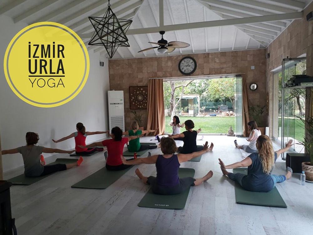 Bizim Bahçe Urla Yoga İzmir