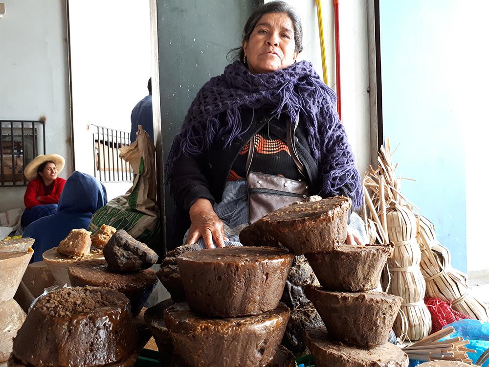 Chancaca, Peru