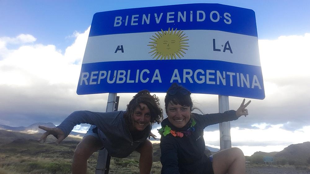 Şili ve Arjantin sınırı