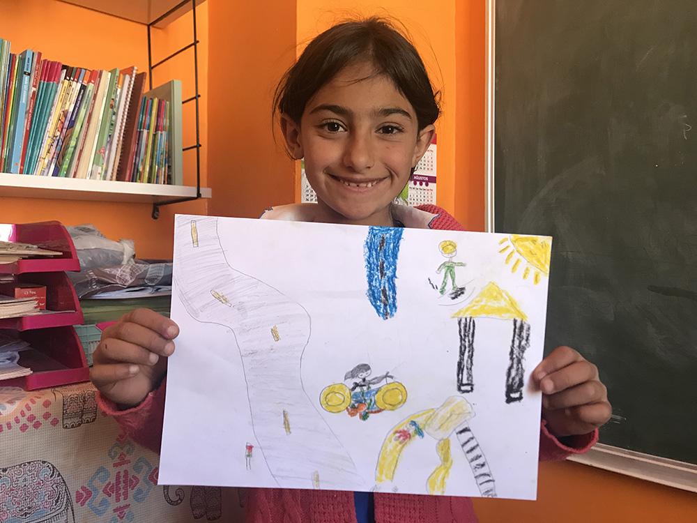 23 Nisan Çocuk Resim Yarışması