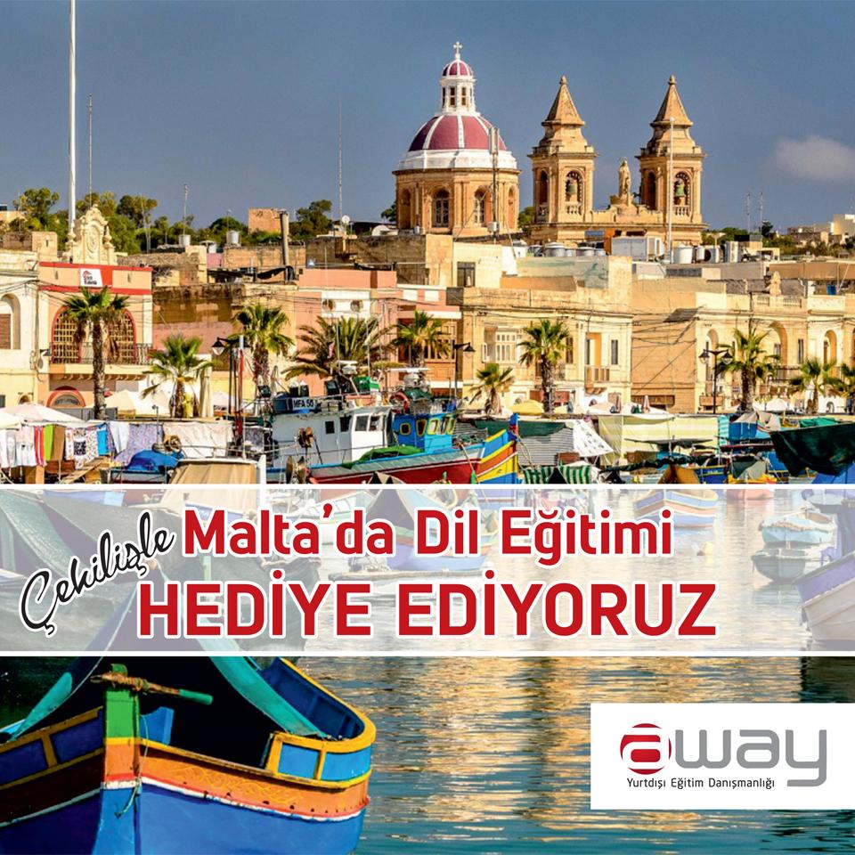 Away Academy Malta Dil Eğitimi