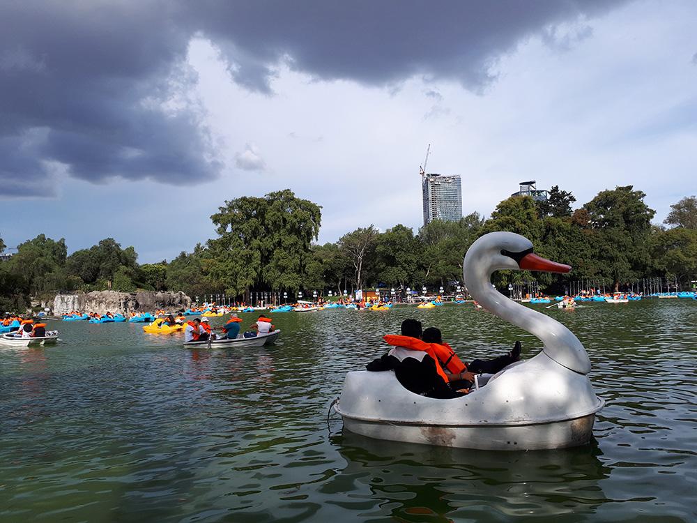 Chepultepec Parkı - Mexico City