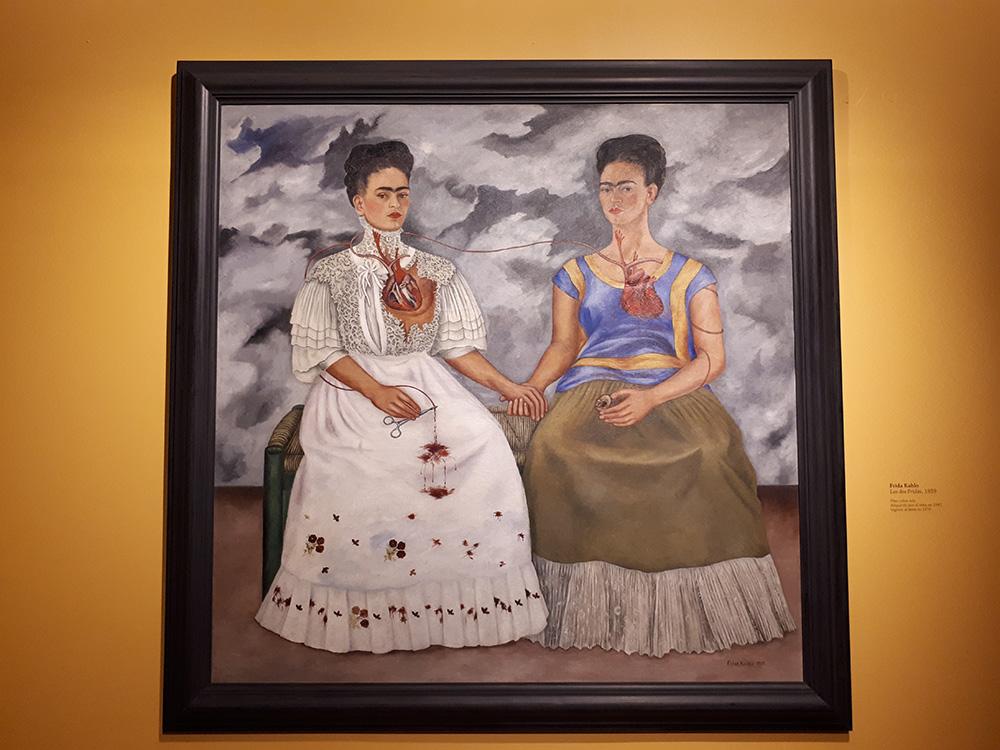 Frida Kahlo Meksika