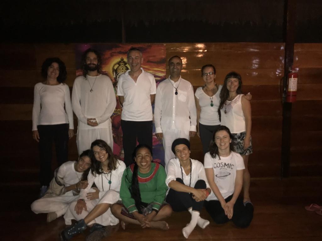 Ayahuasca seremonisi öncesi