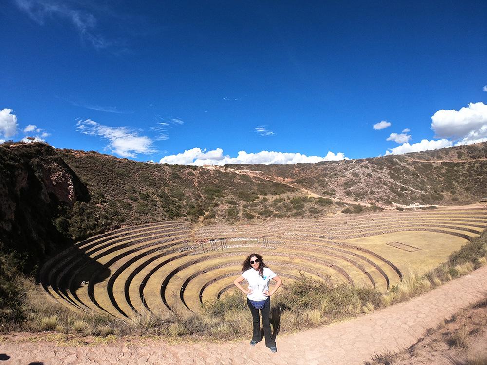 Moray Cusco Peru turu