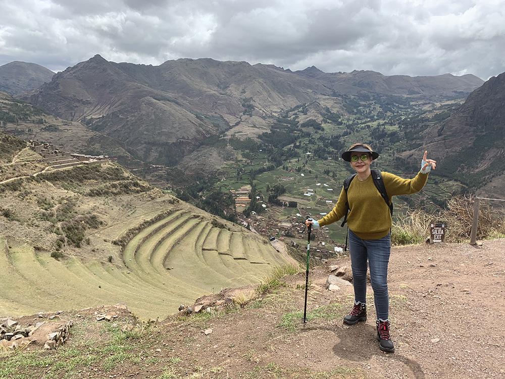 Pisac Cusco Peru Turu