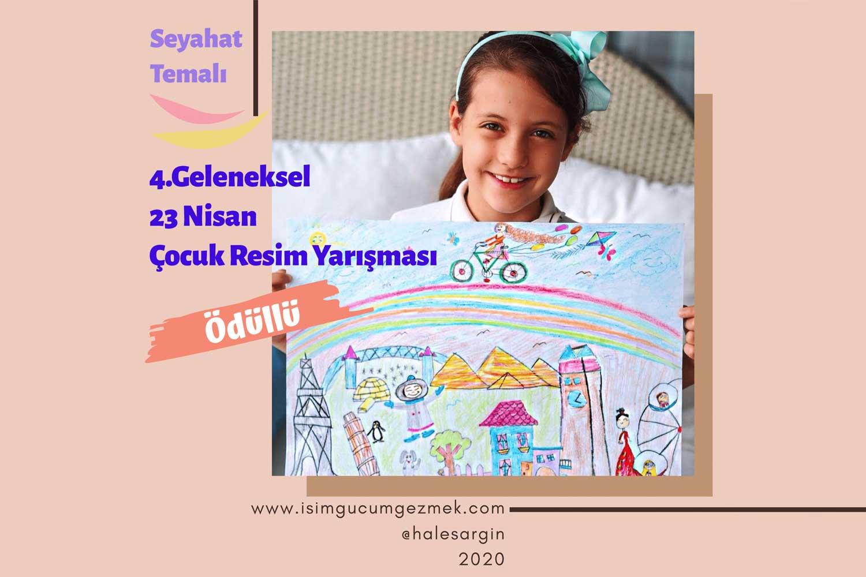 23 Nisan Resim Yarışması