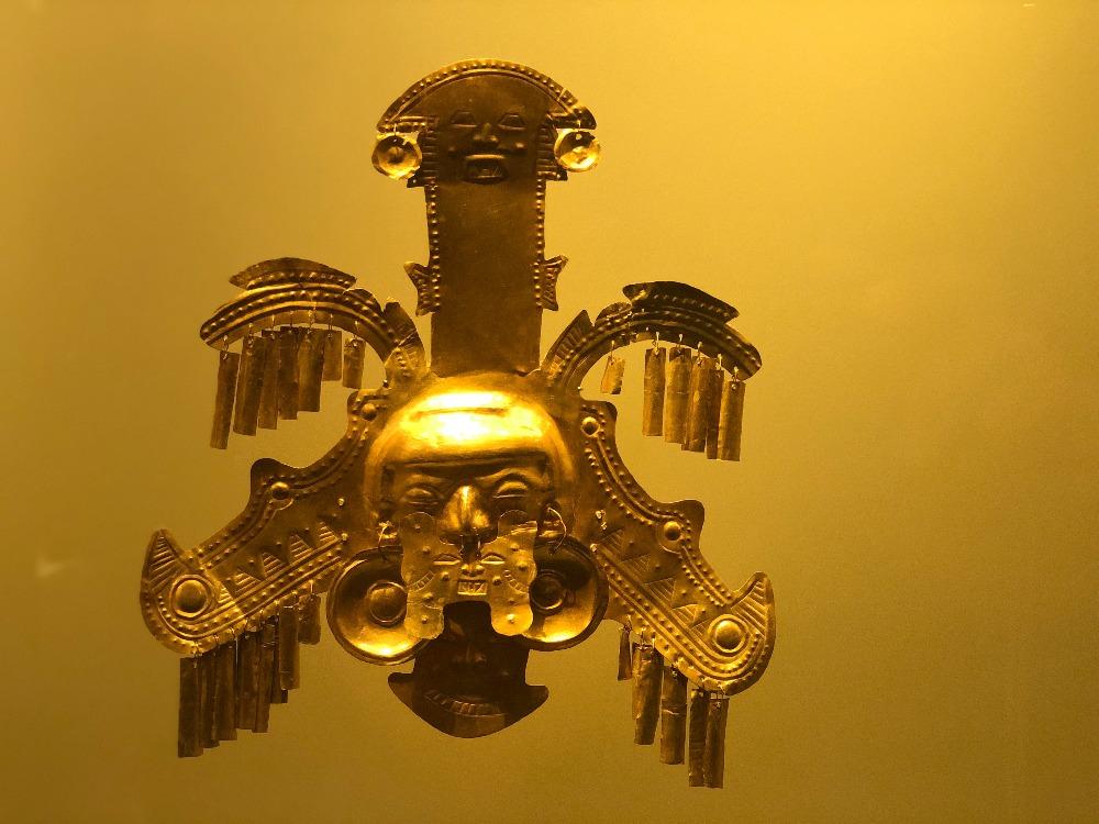 Kolombiya Turu Altın Müzesi