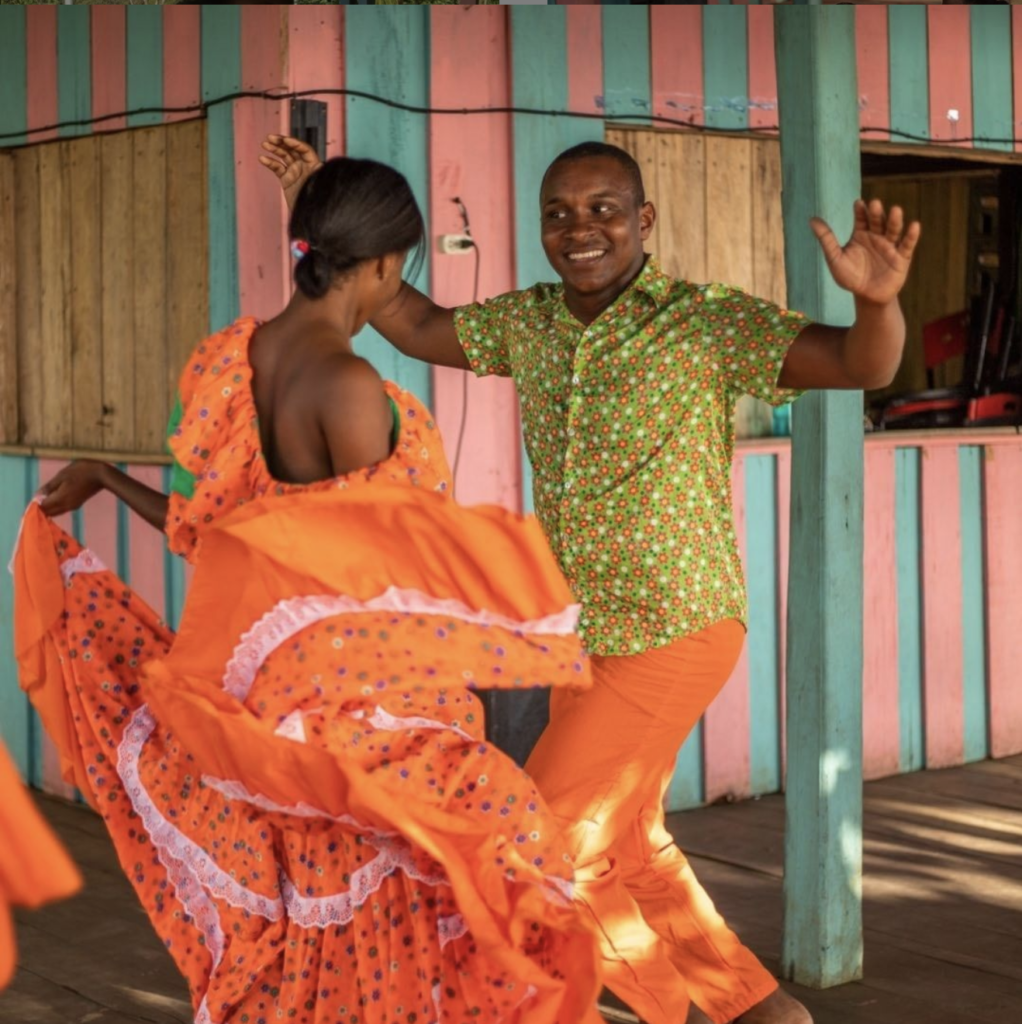 Afro dansı