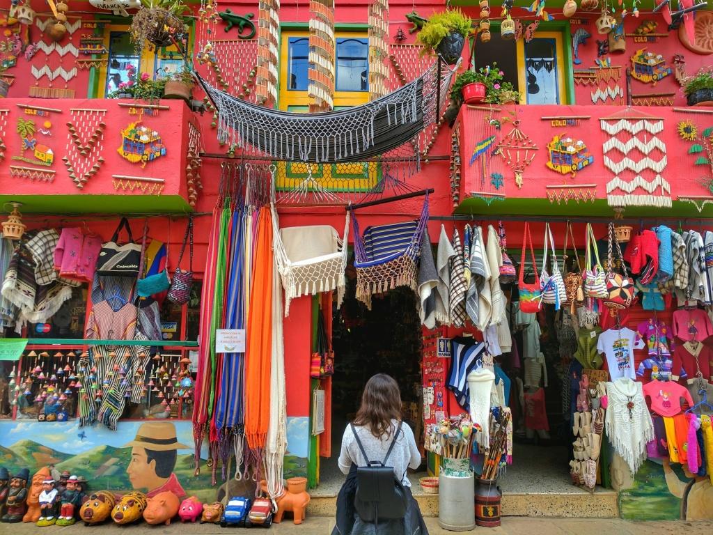 Kolombiya gezisi